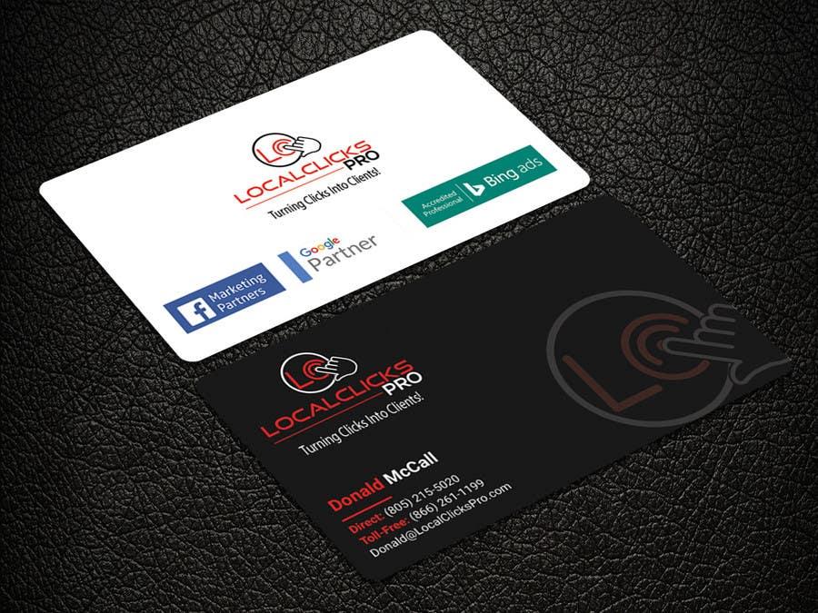 Proposition n°11 du concours Business Cards Creation