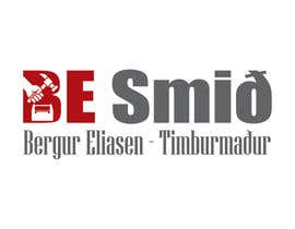 nº 119 pour Design a Logo for BE Smið par ocueddin