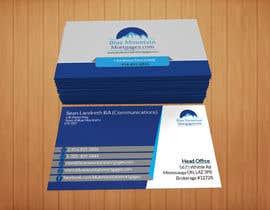 nº 35 pour Business Card Design par haquen