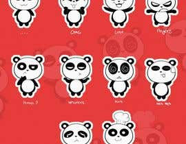 #27 for Vector Panda Character by mayank94214