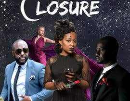 nº 27 pour MOVIE COVER DESIGN for CLOSURE par hadaazhar