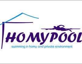 nº 311 pour Design a Logo for HOMYPOOL par ZimniyAleX