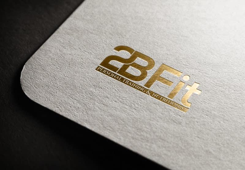 Proposition n°48 du concours 2BFit Personal training & nutritionist logo design