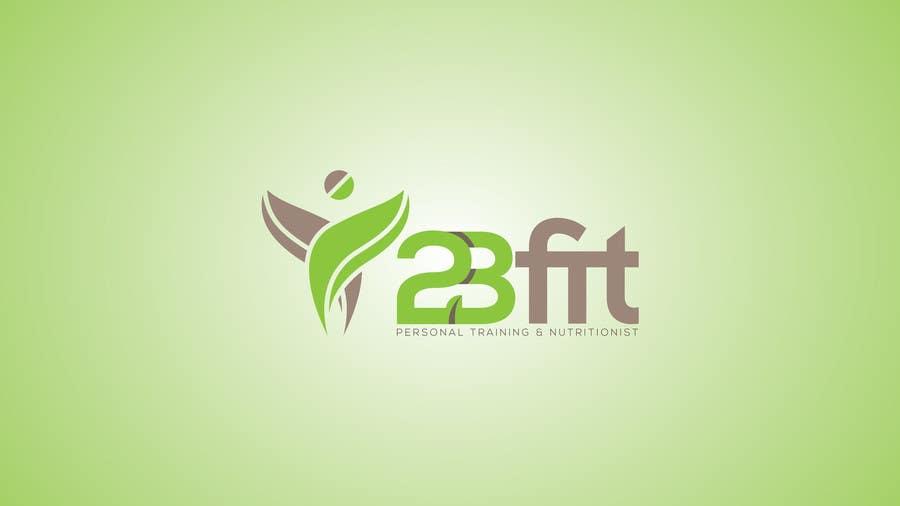 Proposition n°55 du concours 2BFit Personal training & nutritionist logo design