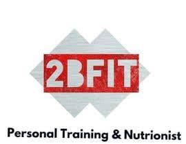 nº 13 pour 2BFit Personal training & nutritionist logo design par lLONEWOLFI
