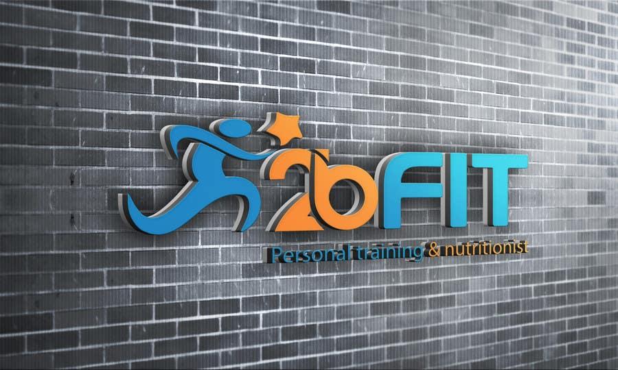 Proposition n°20 du concours 2BFit Personal training & nutritionist logo design