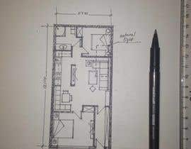 nº 16 pour Interior design using floorplan par mariokobalyan