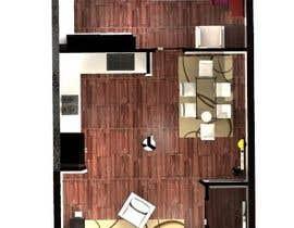 Nro 27 kilpailuun Interior design using floorplan käyttäjältä TMKennedy