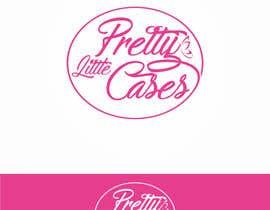 nº 93 pour Logo Design for New Brand 'Pretty Little Cases' par slametbindalijo