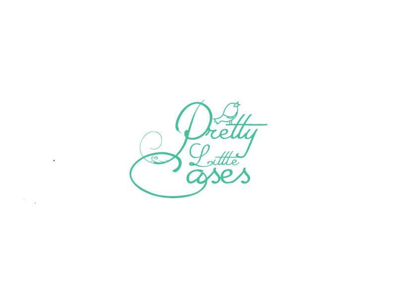 Bài tham dự cuộc thi #                                        73                                      cho                                         Logo Design for New Brand 'Pretty Little Cases'