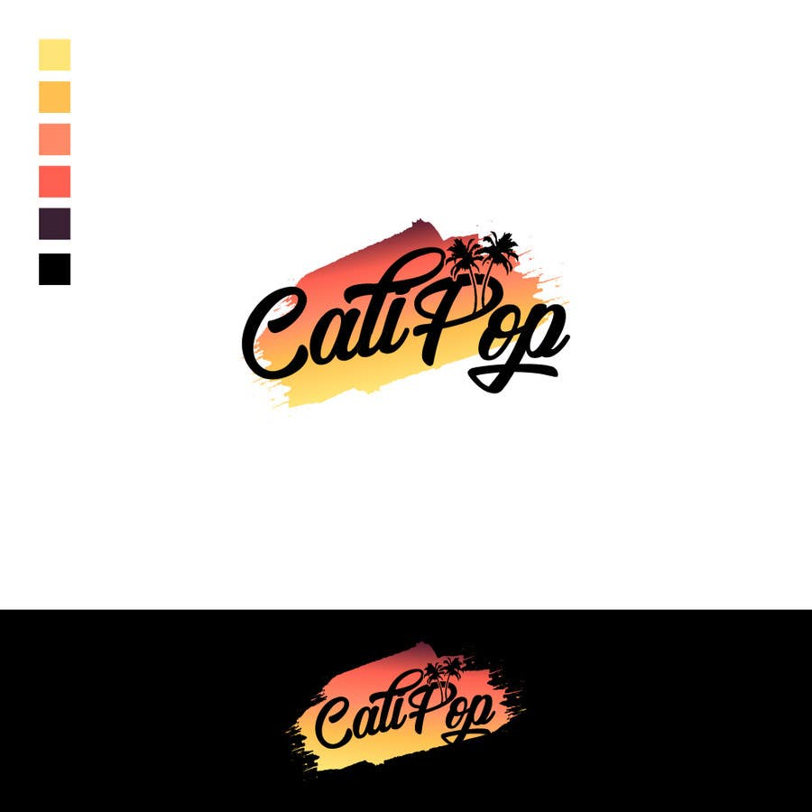 Contest Entry #659 for Logo design for cool new women's apparel company; CaliPop