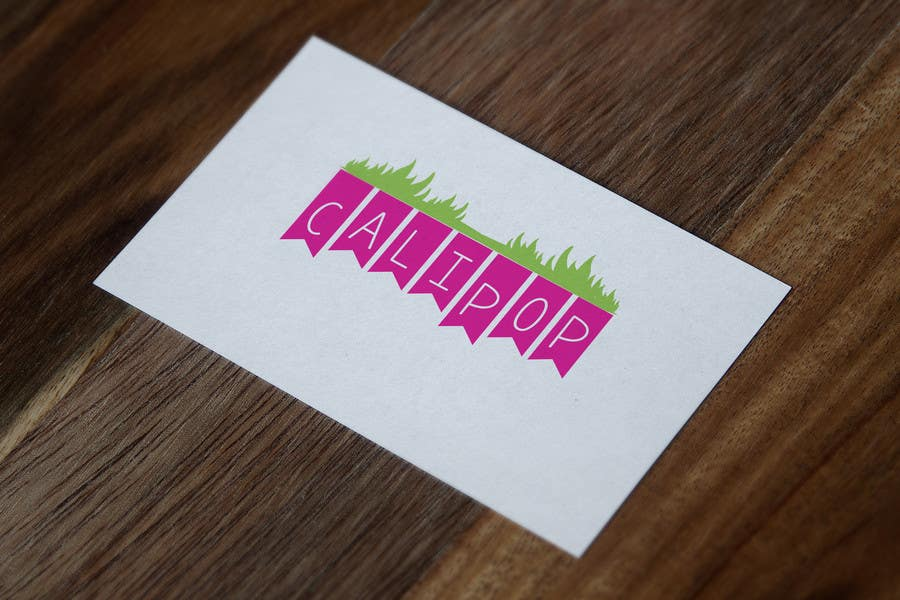 Contest Entry #101 for Logo design for cool new women's apparel company; CaliPop