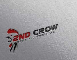 nº 323 pour Logo for 2nd Crow Media and Events LLC par nazish123123123