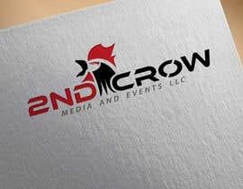 nº 277 pour Logo for 2nd Crow Media and Events LLC par SergioELeon