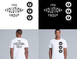 nº 21 pour Design a T-Shirt for The Evolutions Group par SanOis