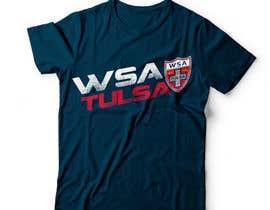 Nro 87 kilpailuun Design a T-Shirt for Soccer Club käyttäjältä DAISYMURGA