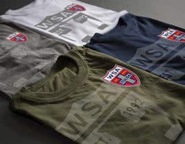 Nro 33 kilpailuun Design a T-Shirt for Soccer Club käyttäjältä KallasDesign