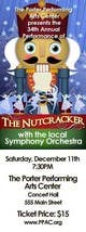 Contest Entry #                                                3                                              thumbnail for                                                 Graphic Design for TicketPrinting.com HOLIDAY NUTCRACKER POSTER & EVENT TICKET