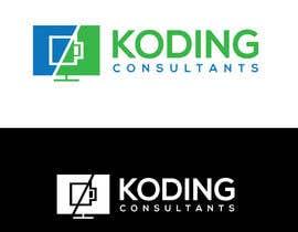 Nro 307 kilpailuun Koding Consultants Logo käyttäjältä DibakarFreelanc