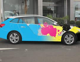 #4 for Car Wrap - 2016 Holden Cruze Wagon by nkcaleb
