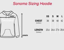 nº 12 pour Design Clothing Size Chart par hirafirdous