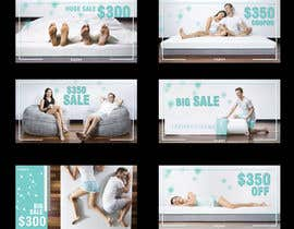 #14 for Design Six Advertisement Banners for Facebook by fulltimeworking