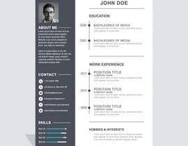 nº 1 pour Australian One Page Resume par designer93patel