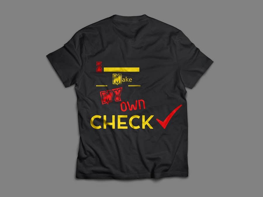 Proposition n°13 du concours Design a T-Shirt