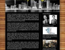 Nro 28 kilpailuun Design a flyer, only one page käyttäjältä dinesh0805