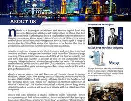 Nro 36 kilpailuun Design a flyer, only one page käyttäjältä jdesigner53
