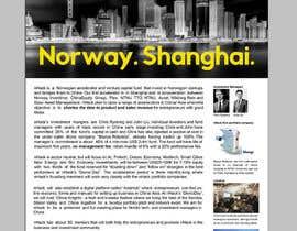 Nro 7 kilpailuun Design a flyer, only one page käyttäjältä papri802030