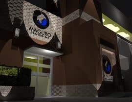 #9 for Restaurants facade by visibilizar