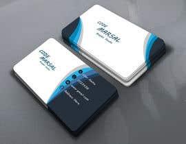 nº 130 pour Business Card par RukyaRuku