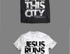 nº 50 pour Jesus Runs This City! par Exer1976