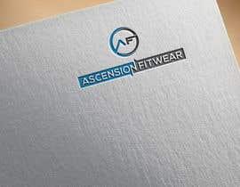 nº 28 pour Design a Logo for Ascension Fitwear par Nicholas211