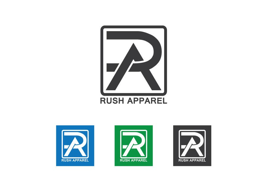 Proposition n°70 du concours Brand Logo for Rush Apparel