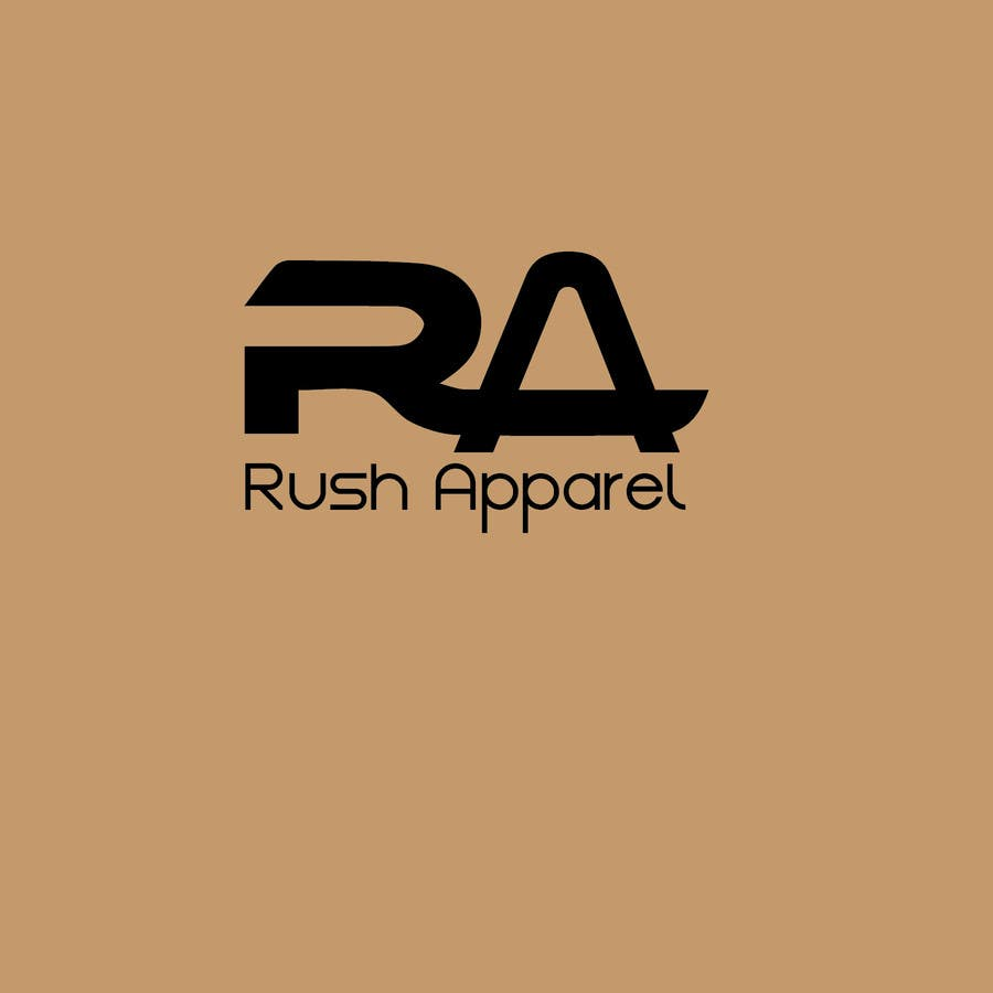 Proposition n°101 du concours Brand Logo for Rush Apparel