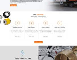 #26 for Design a Website Mockup for Mechanical Service and Repair Contractor by yasirmehmood490