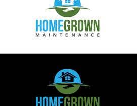#61 para Design a Logo for Homegrown Maintenance por riponrs