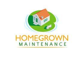#59 para Design a Logo for Homegrown Maintenance por Artilicious