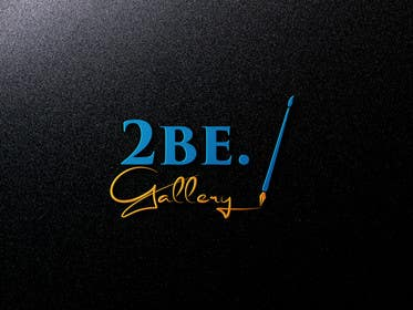 #33 for desgin a logo for 2be.gallery - online art marketplace by Diva01