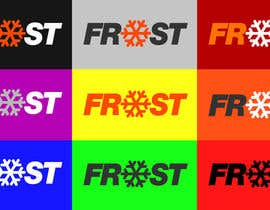 #14 cho Logo Design for Frost bởi Jevangood