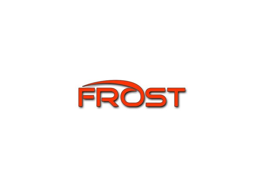 Конкурсная заявка №107 для Logo Design for Frost