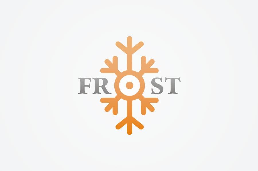 Inscrição nº 139 do Concurso para Logo Design for Frost