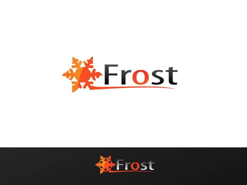 Конкурсная заявка №196 для Logo Design for Frost