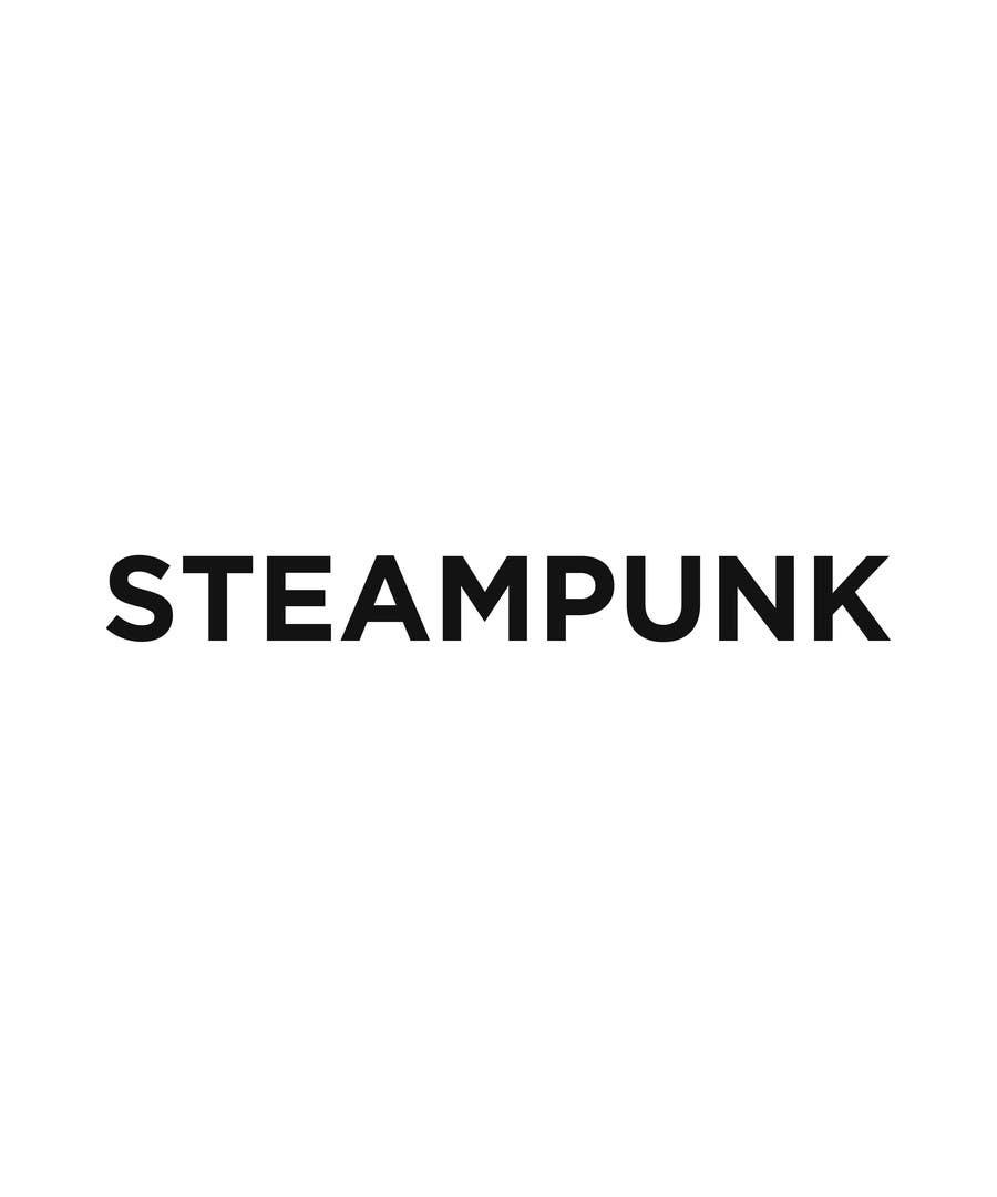 Kilpailutyö #3 kilpailussa Steampunk T-Shirt Design