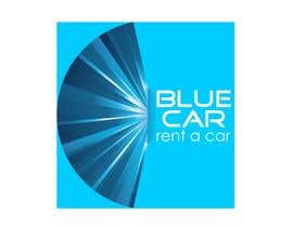 nº 116 pour Design a rent a car logo: Blue Car par gbeke