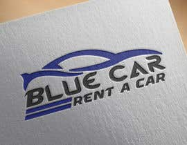 nº 104 pour Design a rent a car logo: Blue Car par SongramBhuiyan