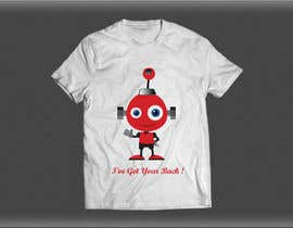 #2 for Design a FUNNY TECH T-Shirt by Akashkhan70075