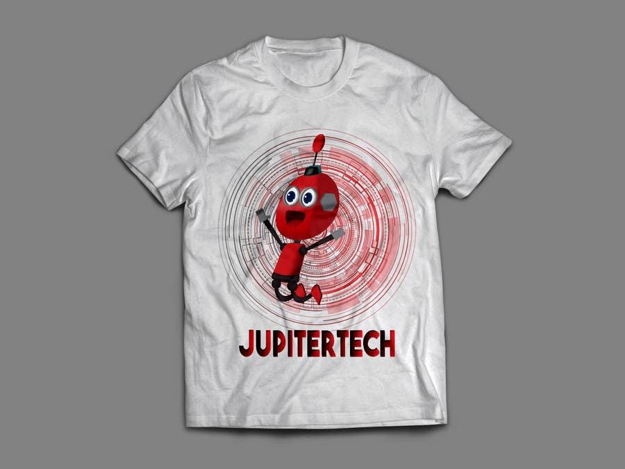 Proposition n°22 du concours Design a FUNNY TECH T-Shirt